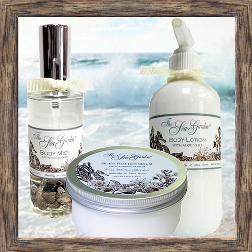 Mothers Day Sea Garden set 2