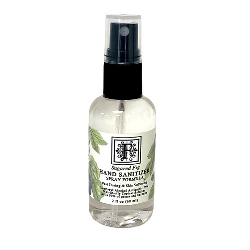 Sugared Fig MINI Sanitizer 1.69 oz