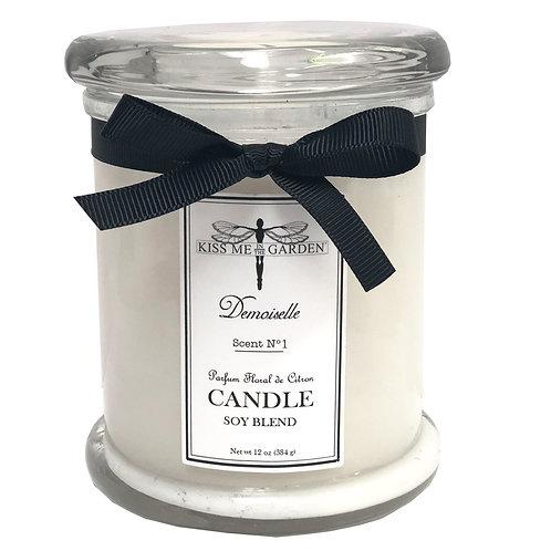 Demosielle Soy Blend Candle 12 oz