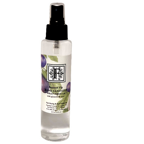 Sugared Fig Hand Sanitizer 4 oz