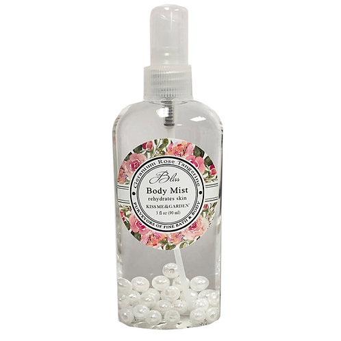 Body Mist 3.3 oz travel