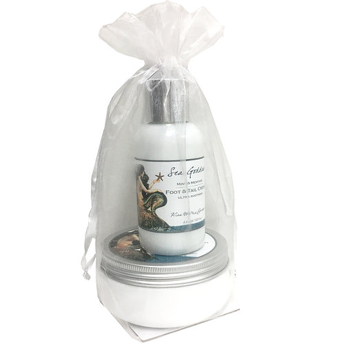 Foot and Tail Gift Set