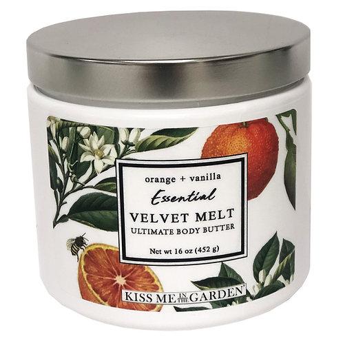 Orange Vanilla Velvet Melt