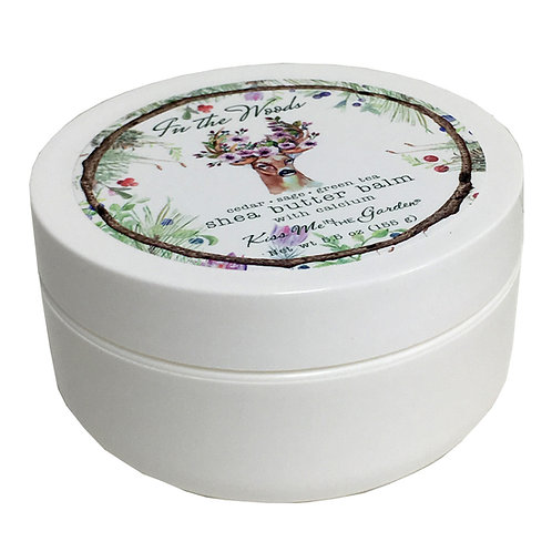 In The Woods Shea Butter Balm 5.5 oz