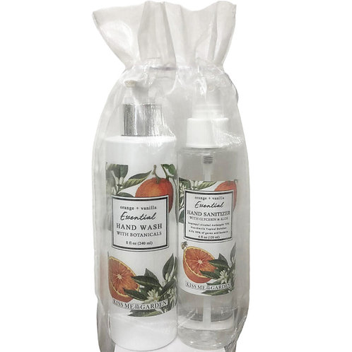 Orange Vanilla Gift Set 2