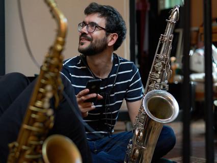 Philippe Lopes De Sa - Saxophone