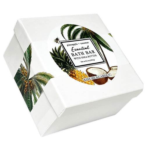Pineapple Coconut 6.5 oz Bath Bar