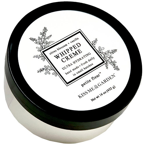 Whipped Body Creme 16 oz