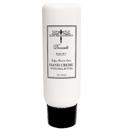 Demoiselle Hand Creme tube 4 oz