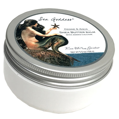 Sea Goddess Shea Butter Balm 5 oz