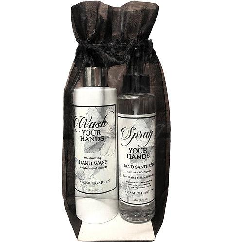 Wash & Spray Gift Set