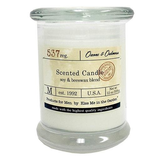 Men's Soy Blend Candle 12 oz