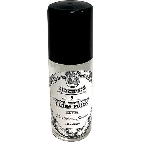 Pulse Point Perfume Oil (1 oz glass)