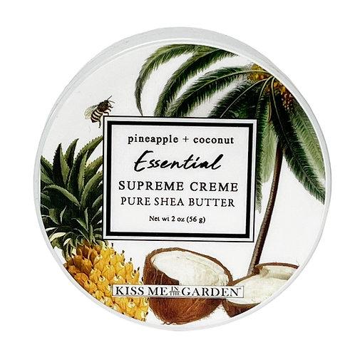 Pineapple Coconut 2 oz Supreme Creme