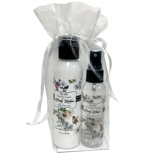 Heavenly Garden 2 pc Gift Set