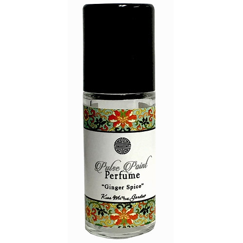 Ginger Spice Perfume Oil