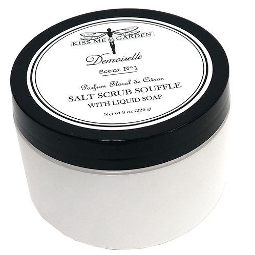 Salt Scrub Souffle 8 oz