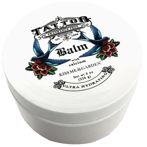Shea Butter Balm for Tattoos 8 oz