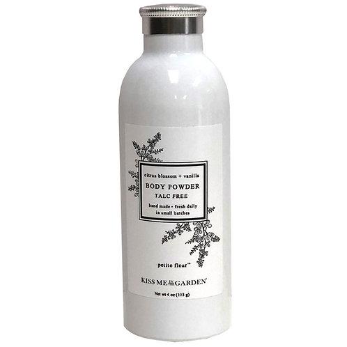 Petite Fleur Talc-Free Powder 4 oz