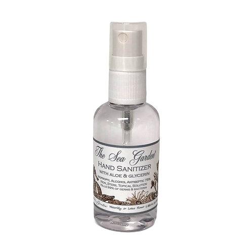 MINI Hand Sanitizer Spray - The Sea Garden