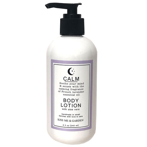 Body Lotion 8 oz