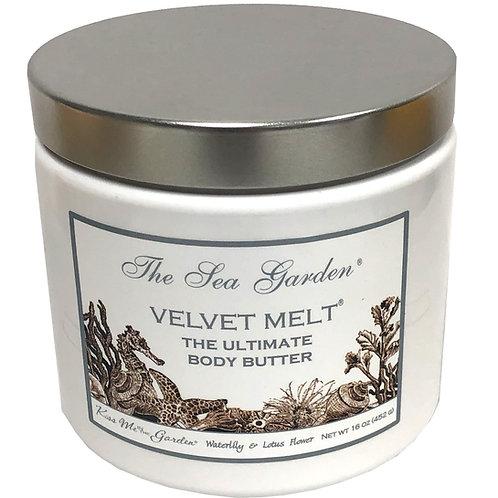 Sea Garden Velvet Melt 16 oz