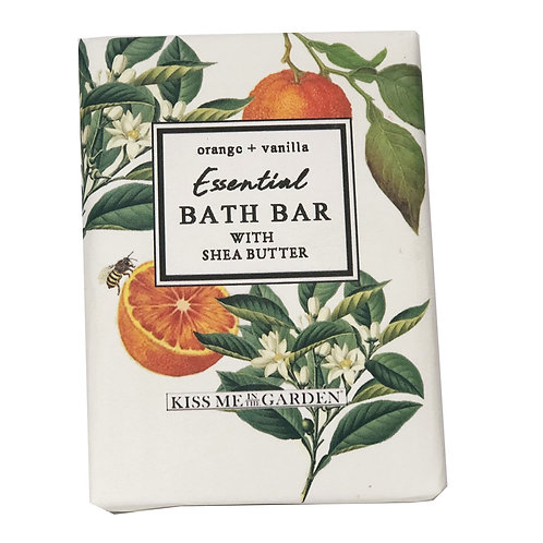 Orange Vanilla Bath Bar 6.5 oz