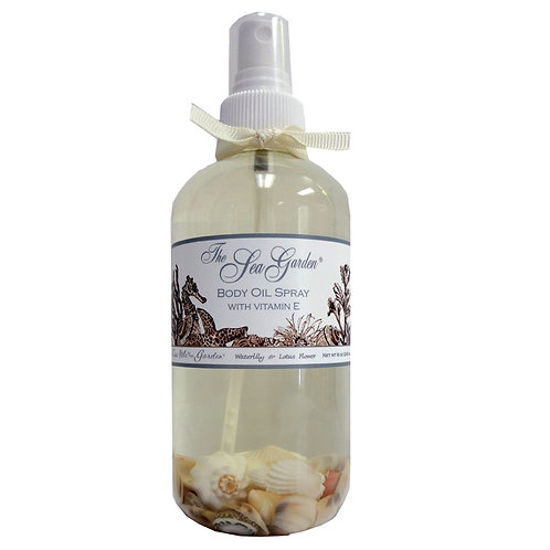 Body Oil Spray 8 oz