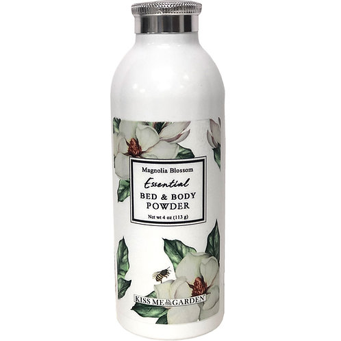 Scented Powder 4 oz