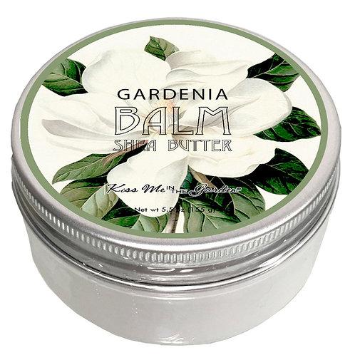 SHEA BUTTER BALM GARDENIA SCENT 5 oz