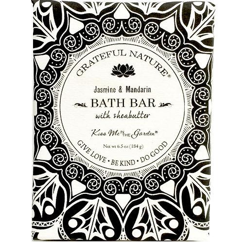 Grateful Nature Glycerin Soap Bar 6.5 oz