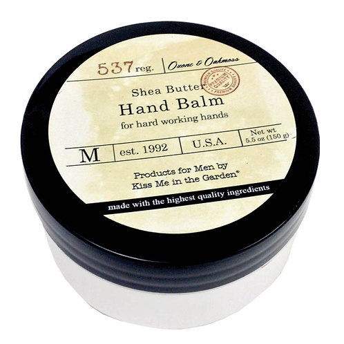 Men's Shea Butter Balm 5.5 oz