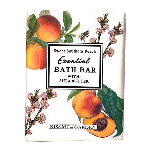 Peach Bath Bar 6.5 oz