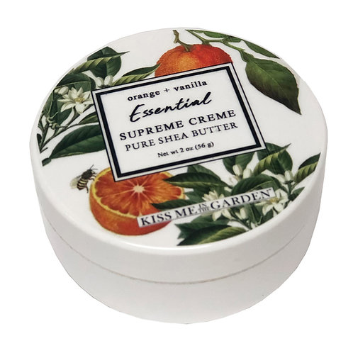 Orange Vanilla Supreme Creme 2 oz