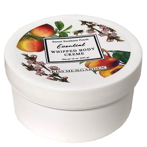 Peach Whipped Body Creme 16 oz