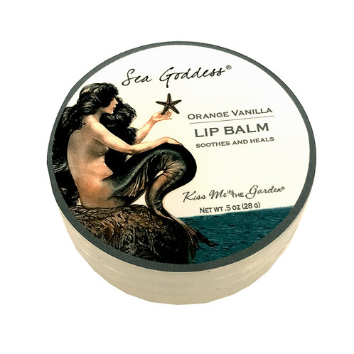 Lip Balm .5 oz ORANGE VANILLA