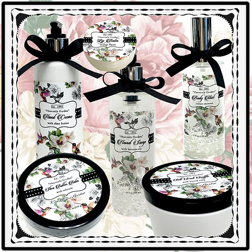 Mothers Day Heavenly Garden set 3