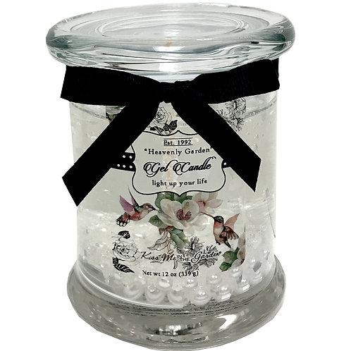Heavenly Garden Gel Candle 12 oz