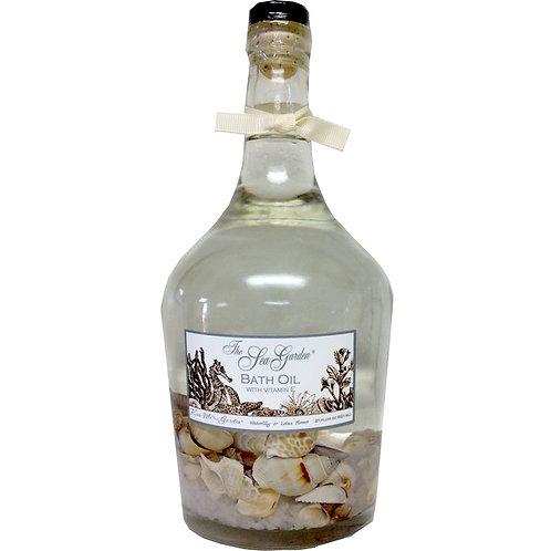 Sea Garden Bath Oil 21 oz (glass)