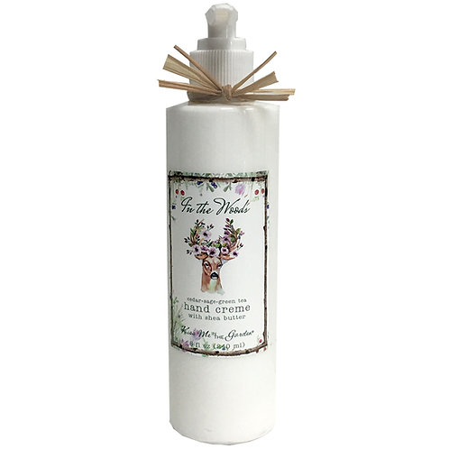 In The Woods Hand Creme 8 oz