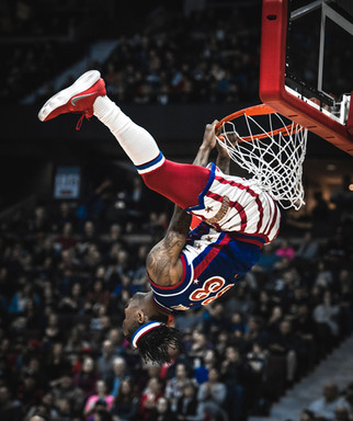 Dunking for Fun