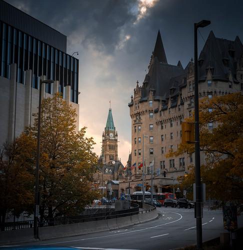 Stormsets in Ottawa