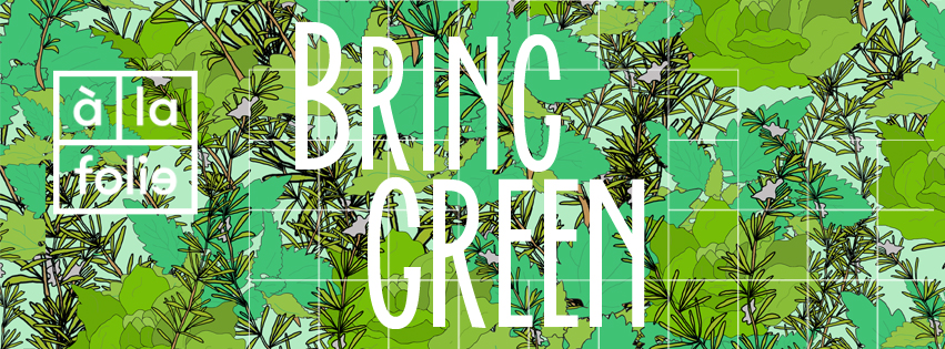 Bring green couverture facebook