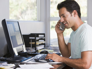 Three Tips for Effectively Working from Home