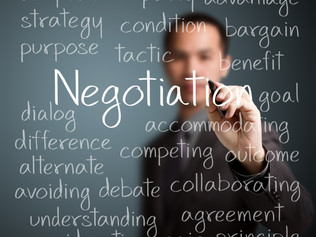 Project Negotiation Tips for Project Managers