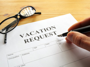 Building a Solid Vacation Request/Approval Process