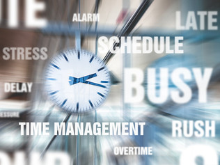 Better Time Management – From a Project Manager Perspective