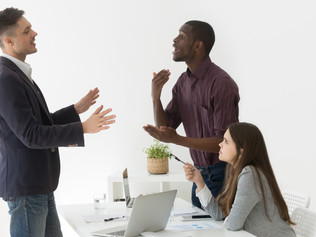 Identifying and Addressing Team Conflicts