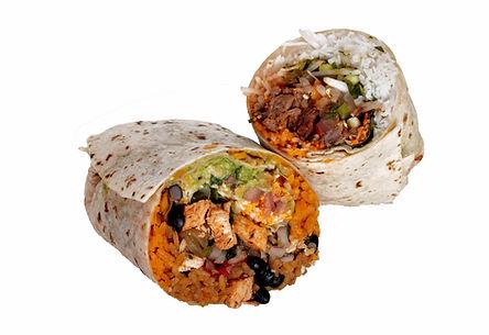 Mexipho Burrito & Phorito