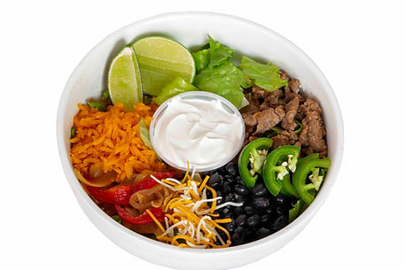 Mexipho Burrito Bowl